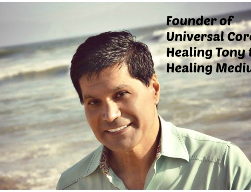 Universal Core Healing is Energy Medicine
