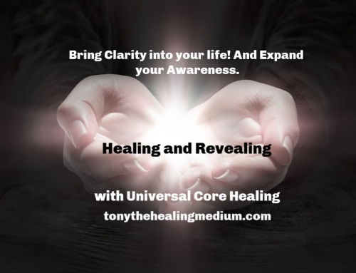 Psychic Development and Training with Universal Core Healing